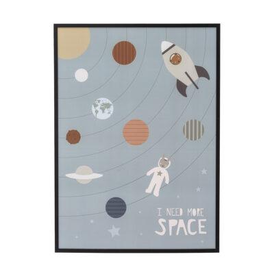 Poster Weltraum