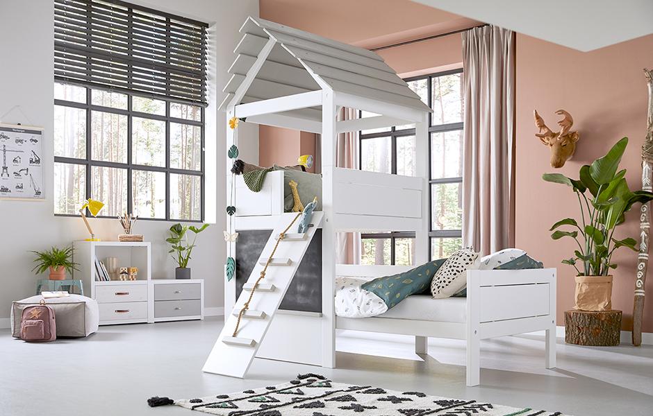 Abenteuerbett Play Tower
