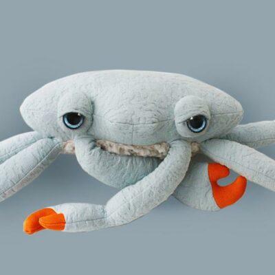 Blaue Krabbe Mini