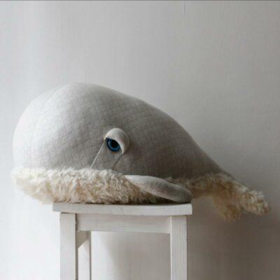 Albino Bubble Wal