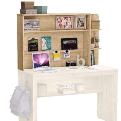 Schreibtischaufsatz Mocha Line