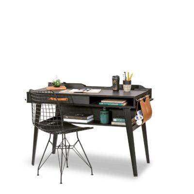 Schreibtisch Dark Metal Klein