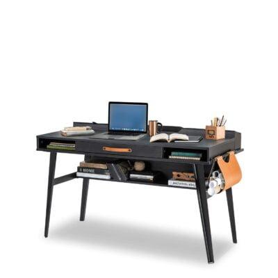 Schreibtisch Dark Metal