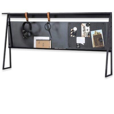 Schreibtischaufsatz Dark Metal Klein