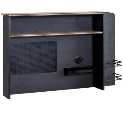 Schreibtischaufsatz Black Klein