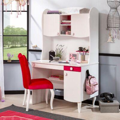Schreibtischaufsatz Yakut Klein