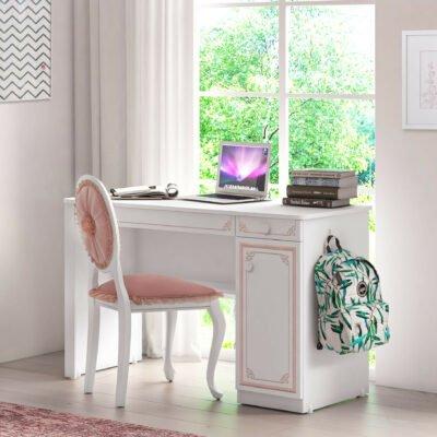 Schreibtisch Selena Pink