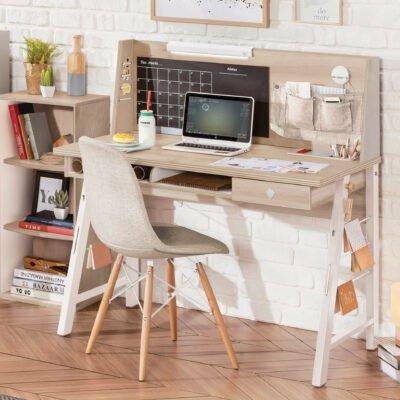 Schreibtischaufsatz Duo Klein